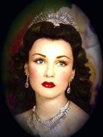 Принцесса Фавзия, дочь короля Египта Фуада I