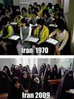 Иран в 70-х годах и сейчас