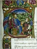 Царь Кир из Киропедии 1460 года