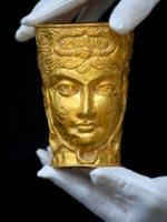Чаша времён Ахеменидов 5 в до н.э.