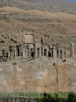 Персеполь. Дворец Дария