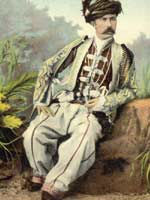Курдский аристократ