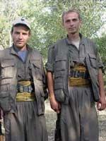 Воины Пешмерга