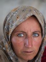Курды-езиды из Синжара